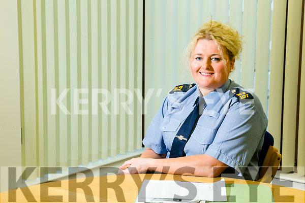Garda Fidelma O'Leary Victim Liaison Officer