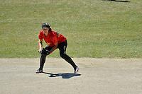 North Island Under 15 Girls Softball Championships at Hataitai Park, Wellington, New Zealand on Sunday 6th January 2013, <br /> Photo by Masanori Udagawa<br /> www.photowellington.com
