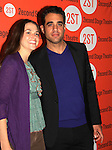 Sutton Foster and Bobby Cannavale at the Off-Broadway Opening night of Second Stage Theatre's production of Wings on October 24, 2010 in New York City, NY with the after party at HB Burger. (Photo by Sue Coflin/Max Photos)