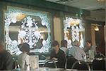 Versailles Restaurant Interior, Little Havana, Miami, Florida