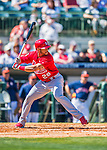 4 March 2016: St. Louis Cardinals outfielder Tommy Pham in action during a Spring Training pre-season game against the Houston Astros at Osceola County Stadium in Kissimmee, Florida. The Cardinals fell to the Astros 6-3 in Grapefruit League play. Mandatory Credit: Ed Wolfstein Photo *** RAW (NEF) Image File Available ***