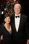 Honorees Martha and Jim Hunt at the Trees for Hope Gala at the Omni Hotel Friday Nov.13, 2015.(Dave Rossman photo)