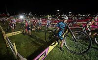 women's elite race at the TRP Brake Zone<br /> <br /> Cross Vegas 2014