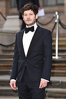 "Iwan Rheon<br /> arriving for the world premiere of ""Our Planet"" at the Natural History Museum, London<br /> <br /> ©Ash Knotek  D3491  04/04/2019"