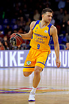 League ACB-ENDESA 2017/2018 - Game: 12.<br /> FC Barcelona Lassa vs Herbalife Gran Canaria: 77-88.<br /> Gal Mekel.