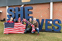 Chester, PA - Wednesday February 27, 2019: England vs Brazil during the SheBelieves Cup at Talen Energy Stadium.