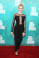 Elizabeth Banks at the 2012 MTV Movie Awards held at Gibson Amphitheatre on June 3, 2012 in Universal City, California. ©mpi29/MediaPunch Inc.