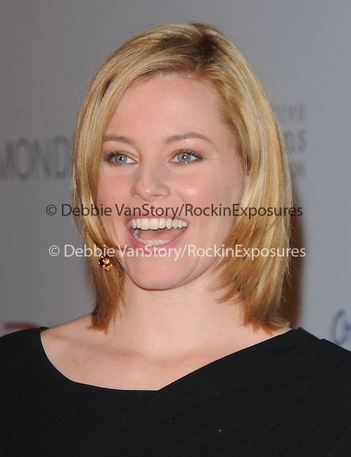 February 18,2009: Elizabeth Banks at The Children Mending Hearts Benefit for International Medical Corps Relief Efforts in the Congo held at The House of Blues Sunset in West Hollywood, California. Credit: RockinExposures
