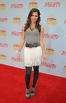 "HOLLYWOOD, CA. - December 05: Josie Loren  arrives at Variety's 3rd annual ""Power of Youth"" event held at Paramount Studios on December 5, 2009 in Los Angeles, California."