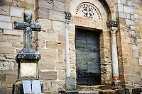 Saint-Pierre-de-Rhedes church, Lamalou, France