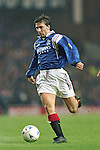 Derek McInnes, Rangers