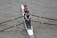 Crew: 120   RVC-HUDSON    Royal Veterinary College Boat Club    Op Lwt 2x <br /> <br /> Pairs Head 2017<br /> <br /> To purchase this photo, or to see pricing information for Prints and Downloads, click the blue 'Add to Cart' button at the top-right of the page.