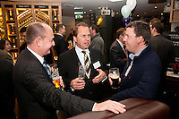 Gateley's Mike Ward (centre) with Chris Radford (left) also of Gateley and Chris Stirland of FRP Advisory Ltd