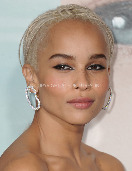 www.acepixs.com<br /> <br /> February 7 2017, LA<br /> <br /> Zoe Kravitz arriving at the premiere Of HBO's 'Big Little Lies' at the TCL Chinese Theatre on February 7, 2017 in Hollywood, California.<br /> <br /> By Line: Peter West/ACE Pictures<br /> <br /> <br /> ACE Pictures Inc<br /> Tel: 6467670430<br /> Email: info@acepixs.com<br /> www.acepixs.com