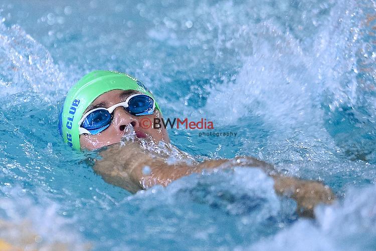 Action during the Swimming NZ, National Junior Championships, Aqua Knights Zone, Rotorua Aquatic Center, Rotorua, New Zealand, Saturday 18 February 2017. Photo: Marco Keller/www.bwmedia.co.nz