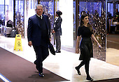 Former United States Vice President  Al Gore arrives at Trump Tower on December 5, 2016 in New York City. U.S. President-elect Donald Trump is still holding meetings upstairs at Trump Tower as he continues to fill in key positions in his new administration.   <br /> Credit:John Angelillo / Pool via CNP