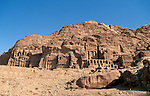 Jordan, Petra. The Royal Tombs&amp;#xA;<br />