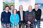 Kevin O'Sullivan, Niall, Foley, Valarie O'Sullivan, Padraig O'Sullivan, and Dan Kelleher at the National Park talk in Killarney House on Thursday night
