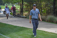 Seamus Power (IRL) heads down the pedestrian walkway towards the 12th tee during round 1 of the Houston Open, Golf Club of Houston, Houston, Texas. 3/29/2018.<br /> Picture: Golffile | Ken Murray<br /> <br /> <br /> All photo usage must carry mandatory copyright credit (© Golffile | Ken Murray)
