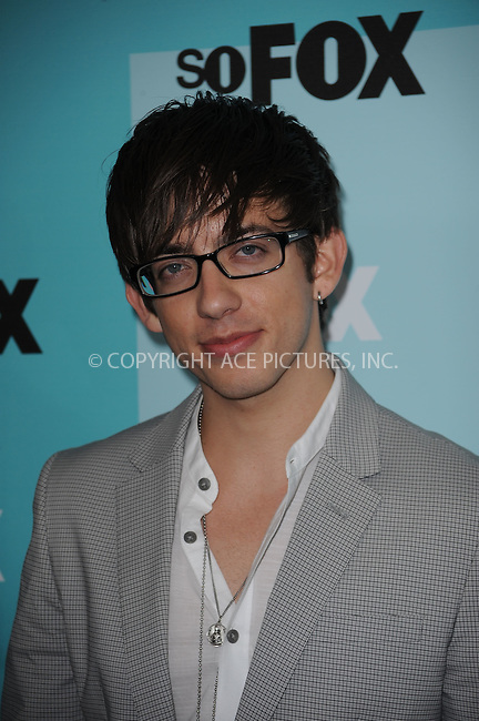 WWW.ACEPIXS.COM . . . . . ....May 18 2009, New York City....Kevin McHale attending the 2009 FOX UpFront after party at the Wollman Rink in Central Park on May 18, 2009 in New York City.....Please byline: KRISTIN CALLAHAN - ACEPIXS.COM.. . . . . . ..Ace Pictures, Inc:  ..tel: (212) 243 8787 or (646) 769 0430..e-mail: info@acepixs.com..web: http://www.acepixs.com