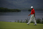 Francesco Molinari walking around the forth green on the final day of the 3 Irish Open, at the Killarney Golf and Fishing Club, Killarney, Ireland.Picture Fran Caffrey/www.golffile.ie.