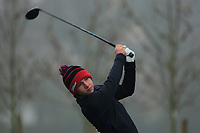 Benjamin Pierleoni (Berkhamstead GC) during the first round of the Peter McEvoy Trophy played at Copt Heath Golf Club, Solihull, England. 11/04/2018.<br /> Picture: Golffile | Phil Inglis<br /> <br /> <br /> All photo usage must carry mandatory copyright credit (&copy; Golffile | Phil Inglis)