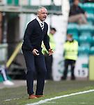 Raith Rovers boss Ray McKinnon