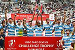 Second day at Paris Sevens 2018 at Stade Jean Bouin, Paris, France HSBC World Rugby Sevens Series. Photo Martin Seras Lima
