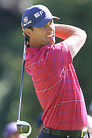 02/19/11 Pacific Palisades, CA: Padraig Harrington during the third round of the Northern Trust Open held at the Riviera Country Club.