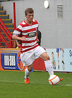 James Martin in the Hamilton Academical v Motherwell friendly match played at New Douglas Park, Hamilton on 24.7.12..