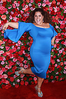 NEW YORK, NY - JUNE 10: Marissa Jaret Winokur   at the 72nd Annual Tony Awards at Radio City Music Hall in New York City on June 10, 2018.