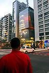 Predio do IMS, Instituto Moreira Salles na Avenida Paulista, Sao Paulo. Brasil. 2017. Foto de Juca Martins.