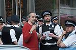 Extinction Rebellion Roger Hallam Police Negotiation