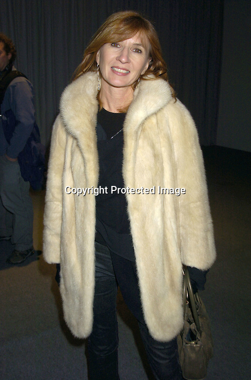 Nicole Miller ..at The Heart Truth Red Dress Collection Fashion Show ..on February 4,2 005 at Olympus Fashion Week at Bryant Park . ..Photo by Robin Platzer, Twin Images