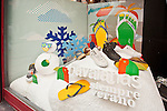 Havaianas Christmas Shop Window 2010
