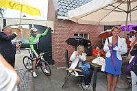 WIELRENNEN: SURHUISTERVEEN: 30-07-2013, Profronde Surhuisterveen, Bauke Mollema, ©foto Martin de Jong
