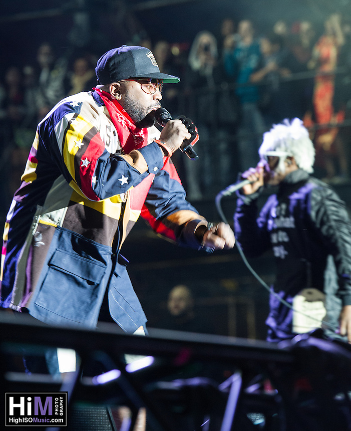 Outkast performs at the 2014 Voodoo Music Experience.
