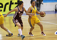 Basquetbol Femenino 2013 Boston vs Leones
