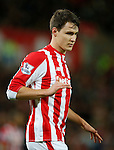 Philipp Wollscheid of Stoke City - Capital One Cup Quarter-Final - Stoke City vs Sheffield Wednesday - Britannia Stadium - Stoke - England - 1st December 2015 - Picture Simon Bellis/Sportimage