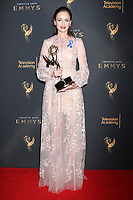 LOS ANGELES - SEP 9:  Alexis Bledel at the 2017 Creative Emmy Awards at the Microsoft Theater on September 9, 2017 in Los Angeles, CA