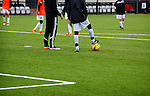 Llandudno 2 Denbigh Town 2, 20/03/2015. Maesdu Park, Huws Gray Alliance Football League. <br /> Needing a win to guarantee promotion to the top division of Welsh football for the first time, Llandudno took the lead twice, but were held to a draw against Denbigh Town.<br /> Llandudno installed an artificial 3G pitch in 2014. The pitch is available for hire, and enables to club to have an active community programme, and teams in every age range, all playing at Maesdu Park. Photo by Paul Thompson.