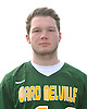 John Day of Ward Melville poses for a portrait during the Newsday varsity boys lacrosse season preview photo shoot at company headquarters on Saturday, Mar. 26, 2016.