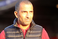 Nottingham Forest's Sabri Lamouchi<br /> <br /> Photographer Mick Walker/CameraSport<br /> <br /> The Carabao Cup First Round - Nottingham Forest v Fleetwood Town - Tuesday 13th August 2019 - The City Ground - Nottingham<br />  <br /> World Copyright © 2019 CameraSport. All rights reserved. 43 Linden Ave. Countesthorpe. Leicester. England. LE8 5PG - Tel: +44 (0) 116 277 4147 - admin@camerasport.com - www.camerasport.com