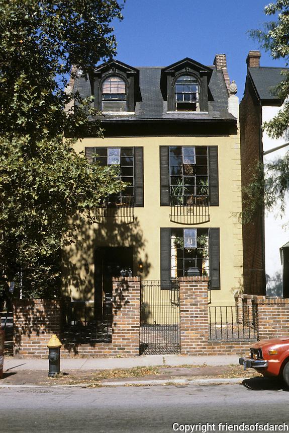 St. Louis: House on McPherson. Photo '78.