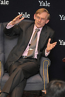 Yale Center Study of Globalization | Robert Zoellick, Pres. World Bank, with Ernesto Zedillo