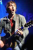 11-15-06 Universal City, CA: James Blunt performs at the Gibson Amphitheater