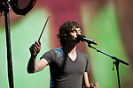 Uncasville, CT - September 26: Gotye performs at Mohegan Sun Arena on September 26, 2012 in Uncasville, Connecticut ©2012 Kristen Pierson. All rights reserved.