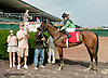 Political Miss winning at Delaware Park on 9/11/13
