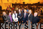 A anti-bullying talk by Dr Brendan Byrne (psychotherapist/Author took place in Mercy Mounthawk Secondary School, on Monday evening the theme on the night for parents of Mercy Mounthawk students who attended was Combatting Bullying L-r: Sherma Carey, Catherine Casey, Rose Daly, John O'Rourke (principal) Brendan Byrne (speaker),Nora Quane (V/Principal) and Michael Maher.