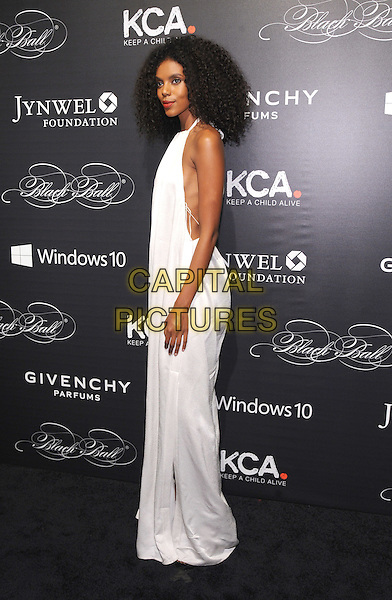 NEW YORK, NY - NOVEMBER 05: Grace Mahary attends the 2015 'Keep A Child Alive' Black Ball at Hammerstein Ballroom on November 5, 2015 in New York City.<br /> CAP/MPI/STV<br /> &copy;STV/MPI/Capital Pictures